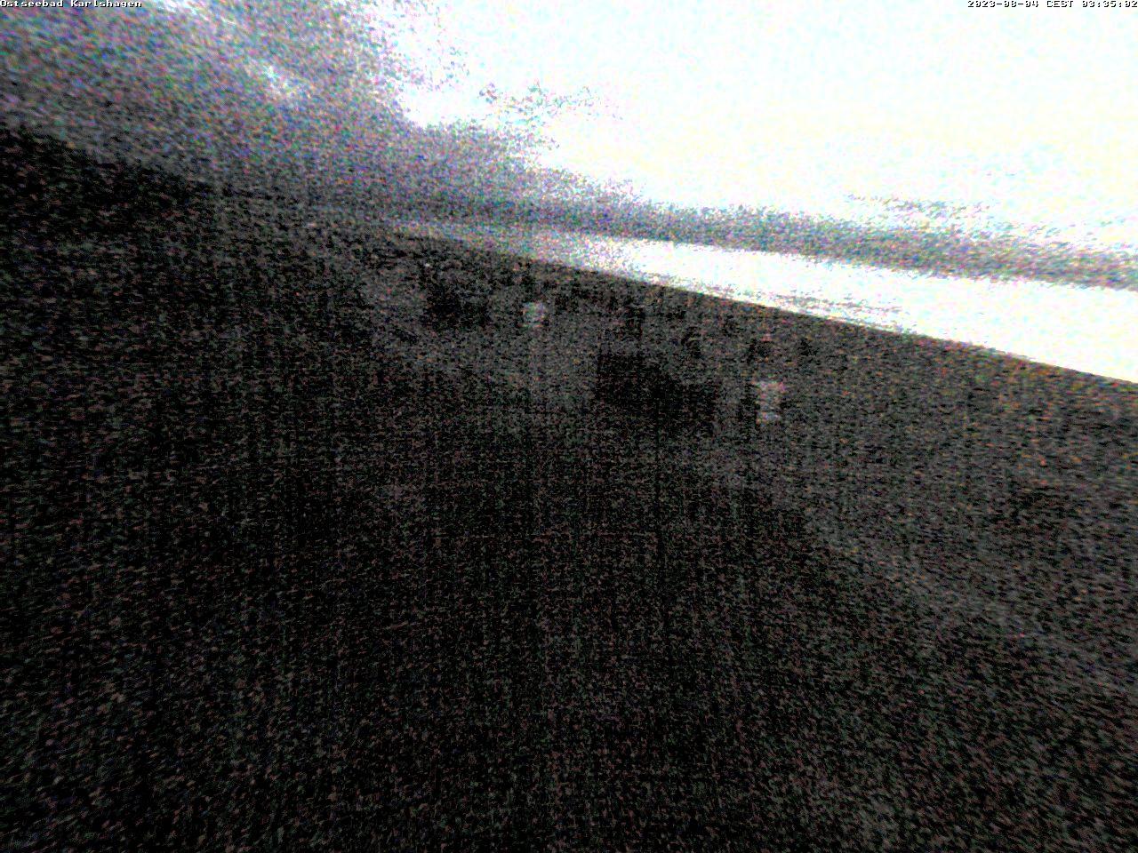 Karlshagen: Blick auf den Strand